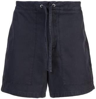 YMC Herringbone Nam shorts