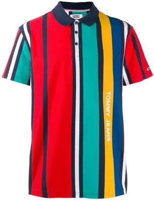 fe430a28a Tommy Jeans Red Men's Shirts - ShopStyle