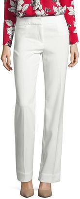 LIZ CLAIBORNE Liz Claiborne Audra Straight Leg Pants - Tall $29.99 thestylecure.com