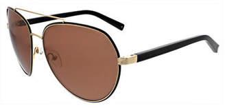 KENDALL + KYLIE Harley Oversized Aviator Sunglasses