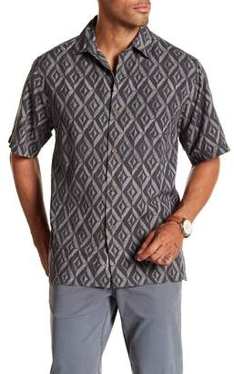 Tommy Bahama Diamond Tiles Original Fit Shirt