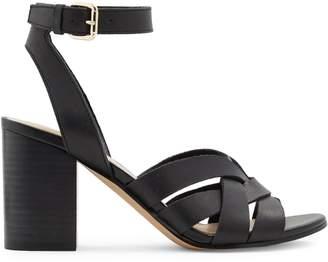 Aldo Gaclya Leather Sandals