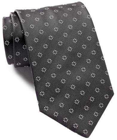 Hugo BossHUGO BOSS Silk Inwrought Tie