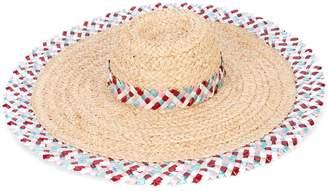 Gigi Burris Millinery woven sun hat
