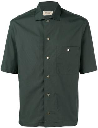 MAISON KITSUNÉ chest pocket shirt