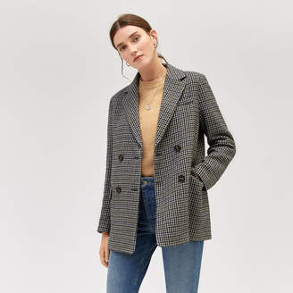 Warehouse Check Blazer Jacket