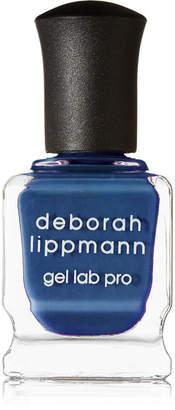 Deborah Lippmann - Gel Lab Pro Nail Polish - Smoke Gets In Your Eyes $20 thestylecure.com