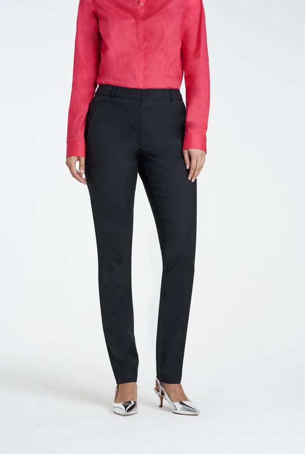Long Tall Sally Clean Sharp Slim Leg Suit Trouser