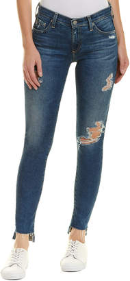 AG Jeans The Legging 14 Years Radiant Blue Super Skinny Ankle Cut