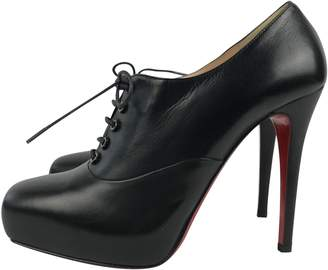 Christian Louboutin Rubinova Lace-Up Pumps cheap great deals free shipping cheap online from china cheap price 2014 new cheap online clearance eastbay CohQ4rrsH