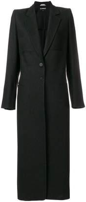 Ann Demeulemeester long Alfred jacket