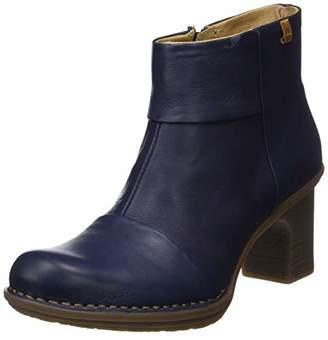 El Naturalista Women''s N5401 Dolce Ocean/Dovela Ankle Boots, Blue