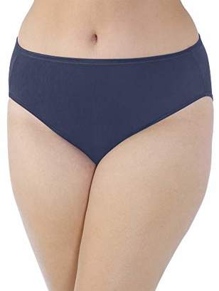 Vanity Fair Women's Plus Size Illumination Hi Cut Panty 13810