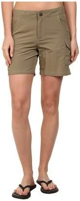White Sierra Crystal Cove River Short Women's Shorts