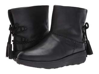 FitFlop Mukluk Shorty II Boots w/ Tassels Women's Boots