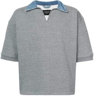 Fear Of God collar T-shirt