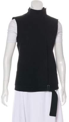 Isabel Marant Wool Zip Vest