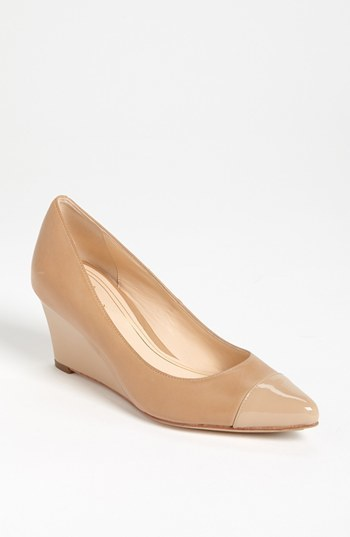 Cole Haan 'Chelsea' Low Wedge Pump