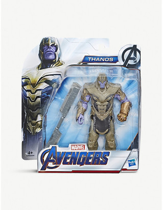 marvel avengers Thanos figure with weapon 15cm