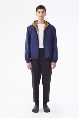 3.1 Phillip Lim Reversible Hooded Sherpa Jacket