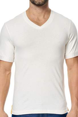 Maceoo Sporty V-Neck Tee