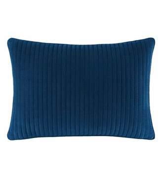 Nautica Cape Coral Pick Stitch Pillow