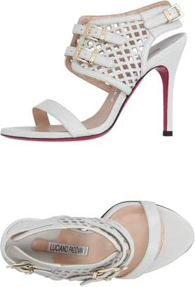 LUCIANO PADOVAN Sandals $234 thestylecure.com