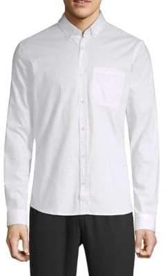 HUGO BOSS Enico Button-Down Shirt