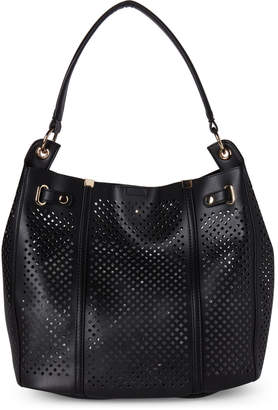 Urban Expressions Black Darby Hobo