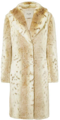 Fuzz Not Fur - Snow Knight Faux Fur Coat - Cream