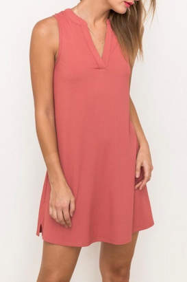 LuLu*s LuLu's Boutique Lace Back Dress