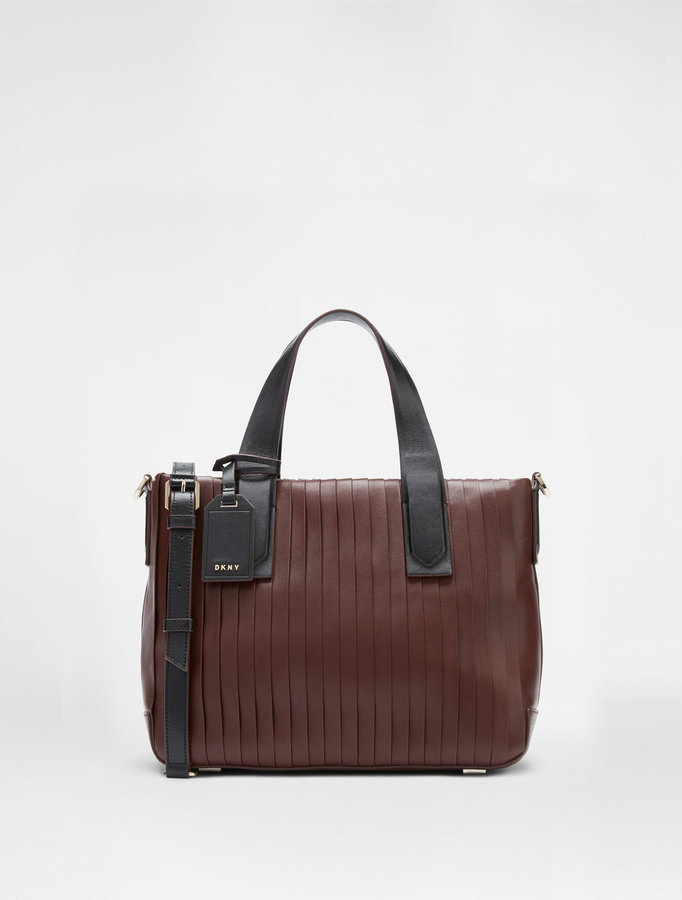 DKNYPleated Tote