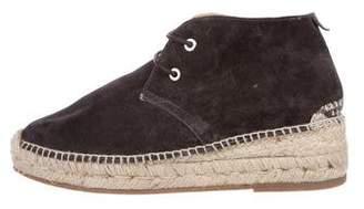 Rag & Bone Suede Espadrille Boots