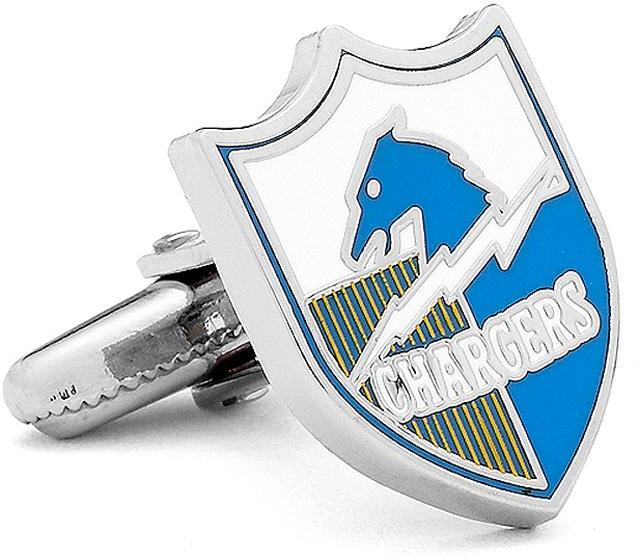 Ice Vintage Chargers Cufflinks