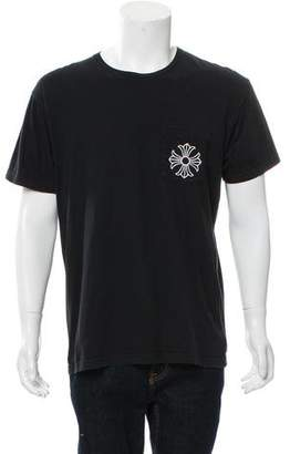 Chrome Hearts Logo Graphic T-Shirt