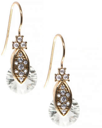 Marchesa Pave Drop Earrings