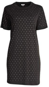 Splendid Eclipse Studded T-Shirt Dress