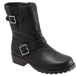 SoftWalk Bellville Leather Mid-Calf Boots