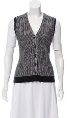 Loro Piana Button-Up Cashmere Vest
