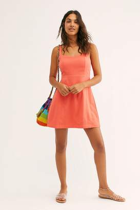 The Endless Summer Short N' Sweet Solid Mini Dress