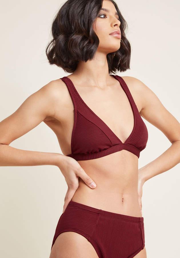 La Blanca Dune It Well Bikini Top