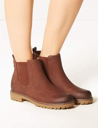 Marks and Spencer Chelsea Cleat Sole Ankle Boots