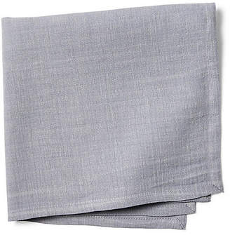 One Kings Lane Set of 4 Turley Napkins - Chambray Blue