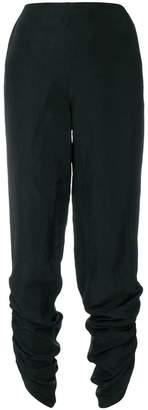 Pringle ruched fitted leggings