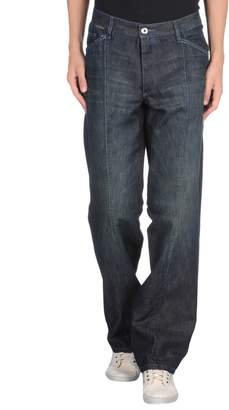Ermanno Scervino Denim pants - Item 36591949OA