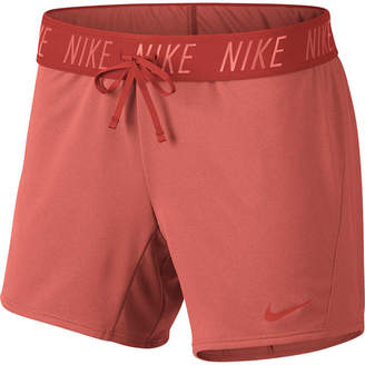 Nike Fold Over Waistband Attack Short