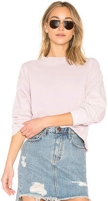 Current/Elliott The Slouchy Crop Sweatshirt