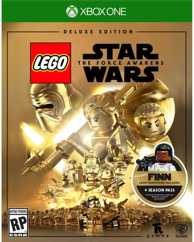 WARNER HOME VIDEO GAMES Lego Star Wars Force Awakens Deluxe Edition - Xbox One