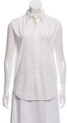 3.1 Phillip Lim Sleeveless Button-Up Top w/ Tags