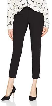 Sisley Women's Trousers Short, (Black 100), (Size: 42)